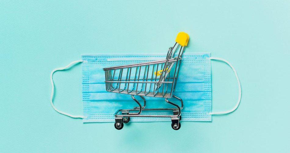 coronavirus e sanificazione dei negozi