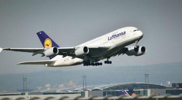 Самолет Люфтганзы