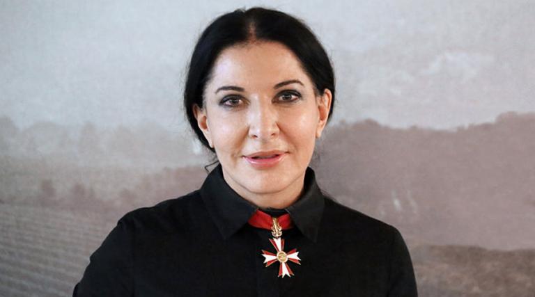 玛丽娜·阿布拉莫维奇