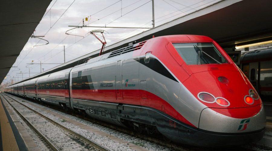 弗雷恰罗萨火车