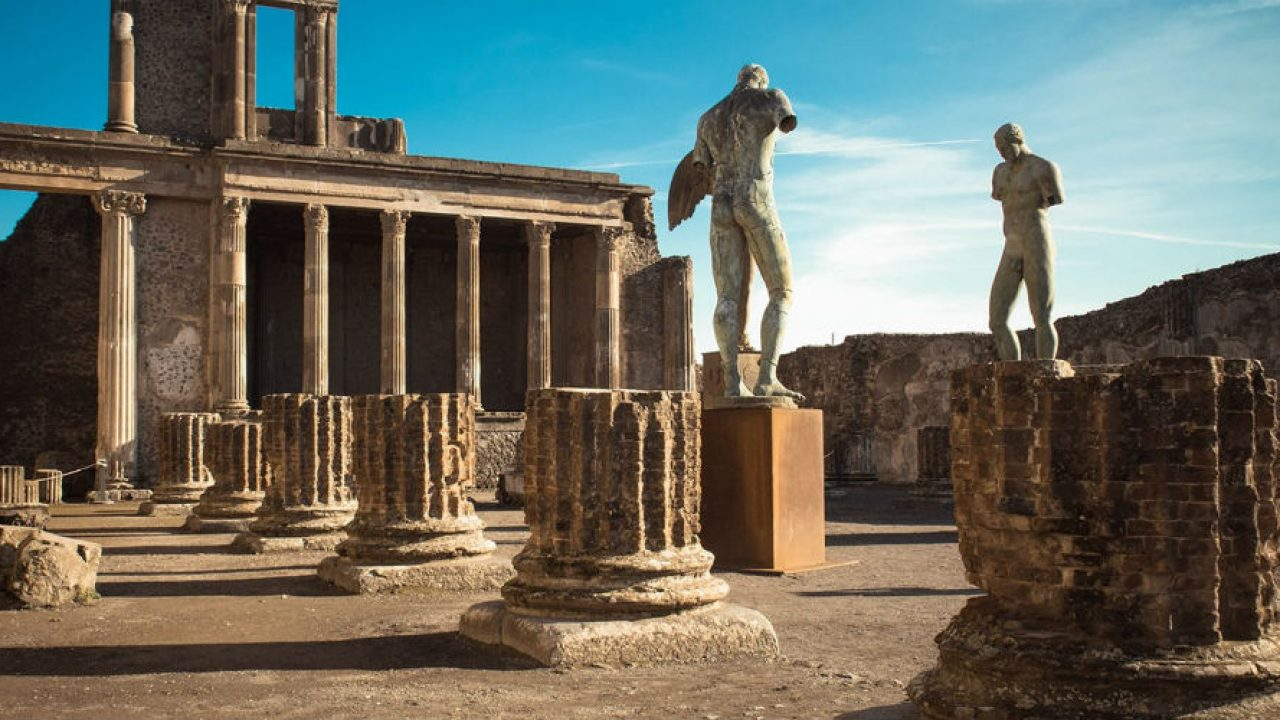 Gli Scavi di Pompei riaprono con biglietto ridotto a 5 euro
