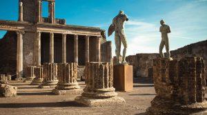 neue Routen und Eröffnungen in Pompeji: Tarifbänder und unveröffentlichte Orte