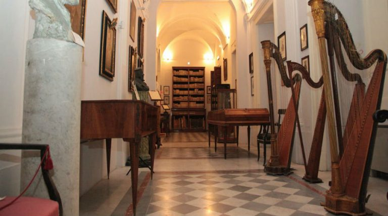 San Pietro a Majella Conservatory