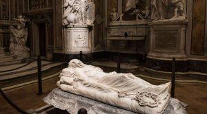 المسيح المحجوب في كنيسة سانسيفيرو