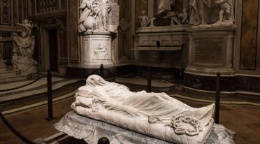 The Veiled Christ in the Sansevero Chapel
