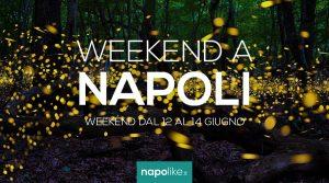 Eventi a Napoli nel weekend dal 12 al 14 giugno 2020