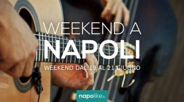 Eventi a Napoli nel weekend dal 19 al 21 giugno 2020