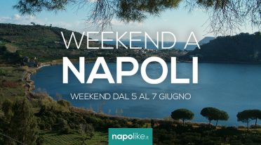 Eventi a Napoli nel weekend dal 5 al 7 giugno 2020