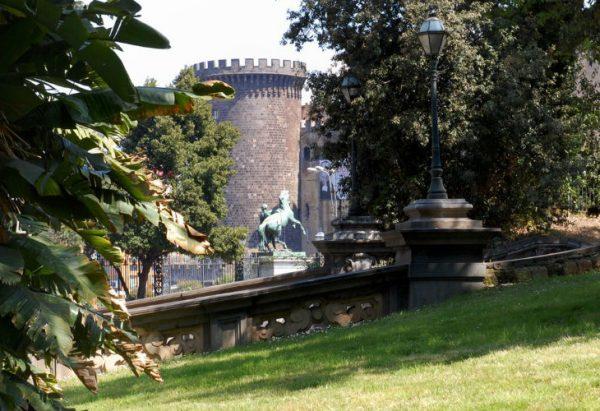 حديقة رومانسية