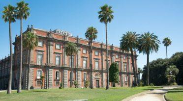 Museo Capodimonte en Nápoles