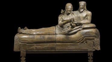 Etruskischer Sarkogafo
