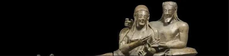 Gli Etruschi e il Mann a Napoli: mostra al Museo Archeologico con 600 reperti