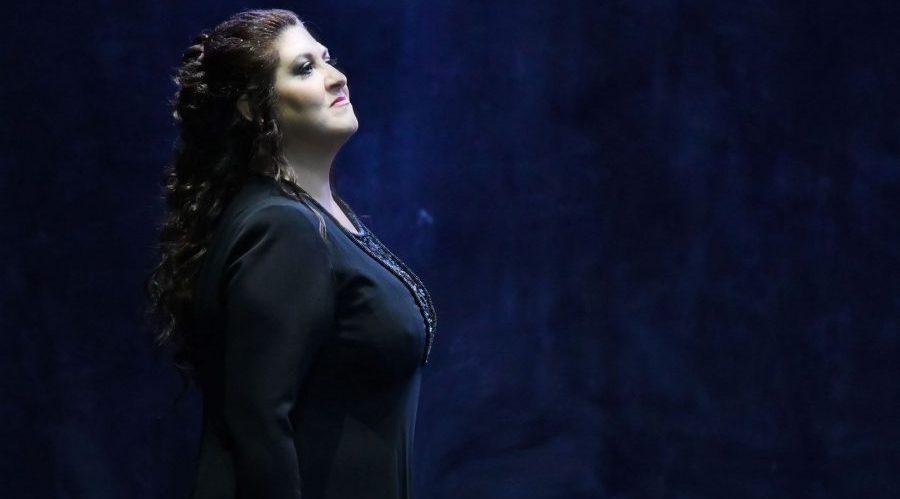 Anna Pirozzi, soprano