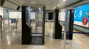 sanitization booths