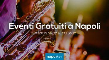 أحداث مجانية في نابولي خلال عطلة نهاية الأسبوع من 17 إلى 19 July 2020
