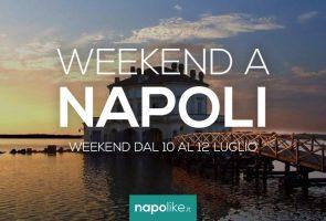 10から12への週末のナポリのイベントJuly 2020