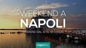 Events in Naples during the weekend from 10 to 12 July 2020