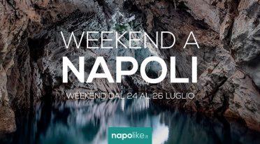 Veranstaltungen in Neapel am Wochenende von 24 zu 26 Juli 2020