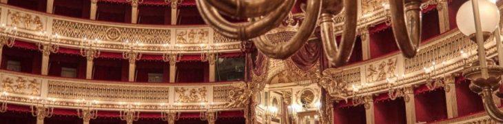 那不勒斯的圣卡洛剧院