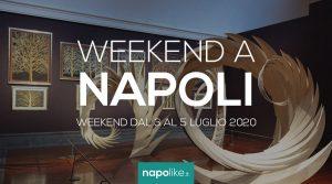 eventi del weekend 3 5 luglio 2020