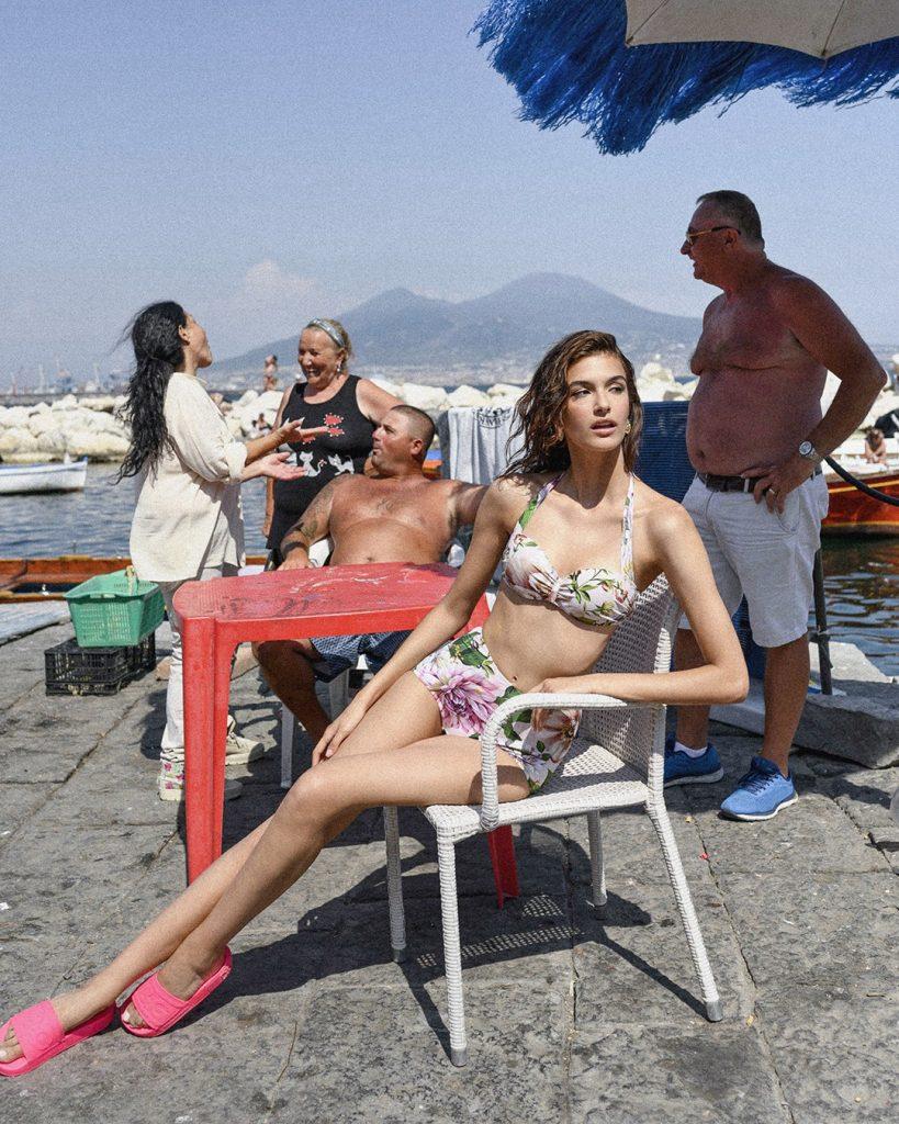 D&G spot in Naples