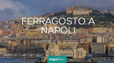 Mid-August 2020 events in Naples