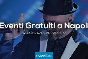 أحداث مجانية في نابولي خلال عطلة نهاية الأسبوع من 7 إلى 9 August 2020