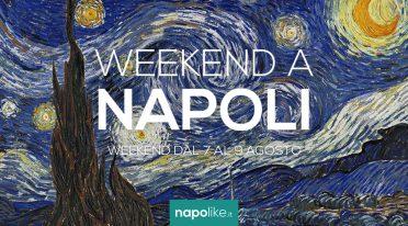 Événements à Naples pendant le week-end de 7 à 9 en août 2020