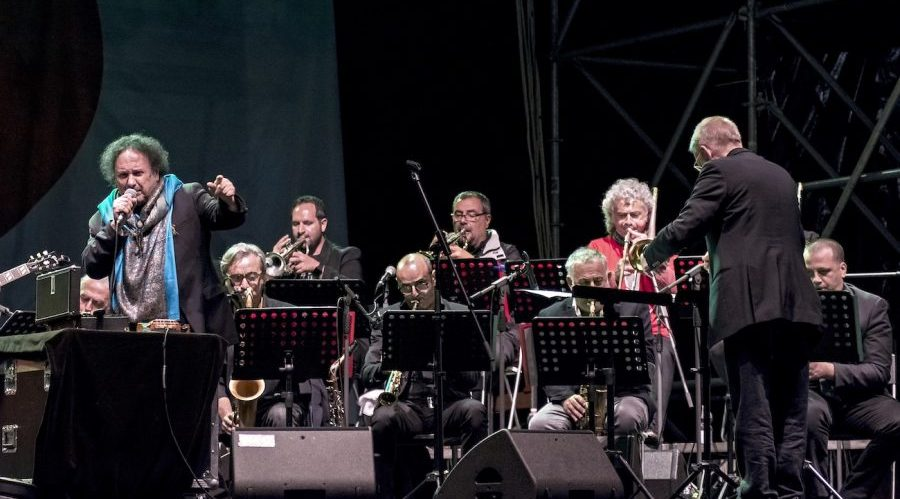 Enzo Avitabile in concert