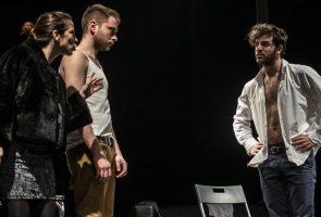 Senza Sangue, spettacolo al Nuovo Teatro Sanità