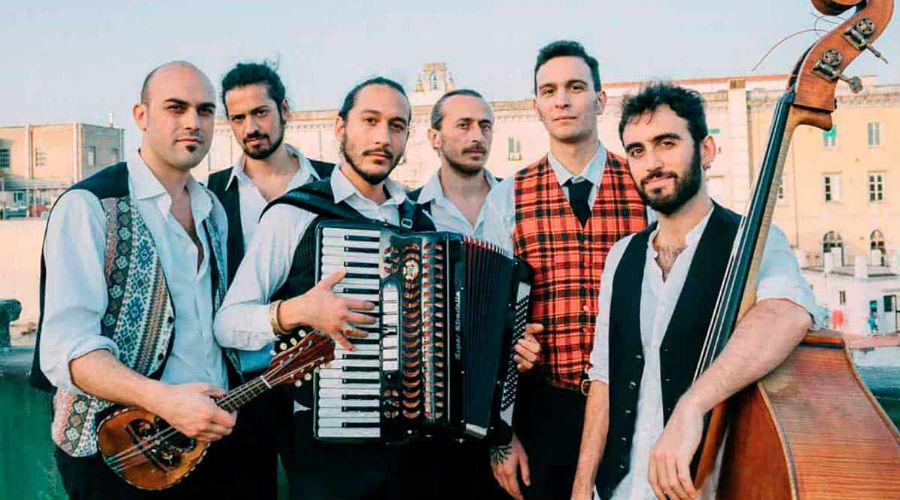 locandina di IZimbra Music Fest a Napoli a San Domenico Maggiore: la rassegna dedicata alla World Music