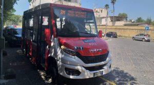 Bus ANM 3M a Napoli