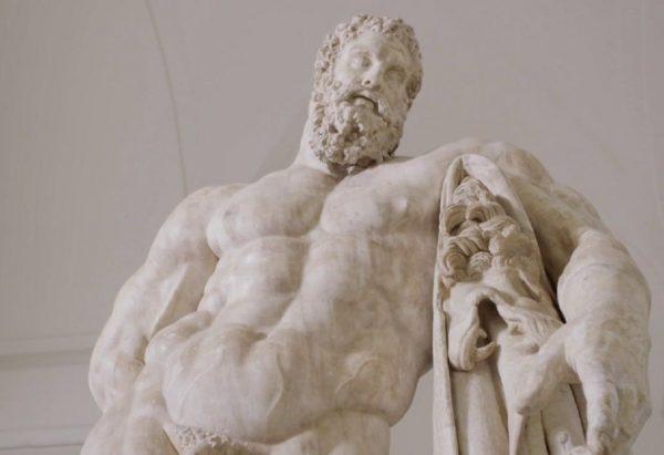 Ercole Farnese al Mann di Napoli