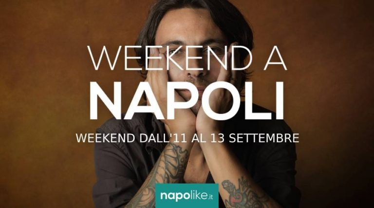 Events in Naples during the weekend from 11 to 13 September 2020