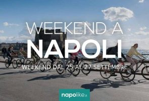 Events in Naples during the weekend from 25 to 27 September 2020