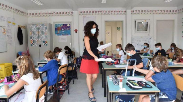 学校での授業