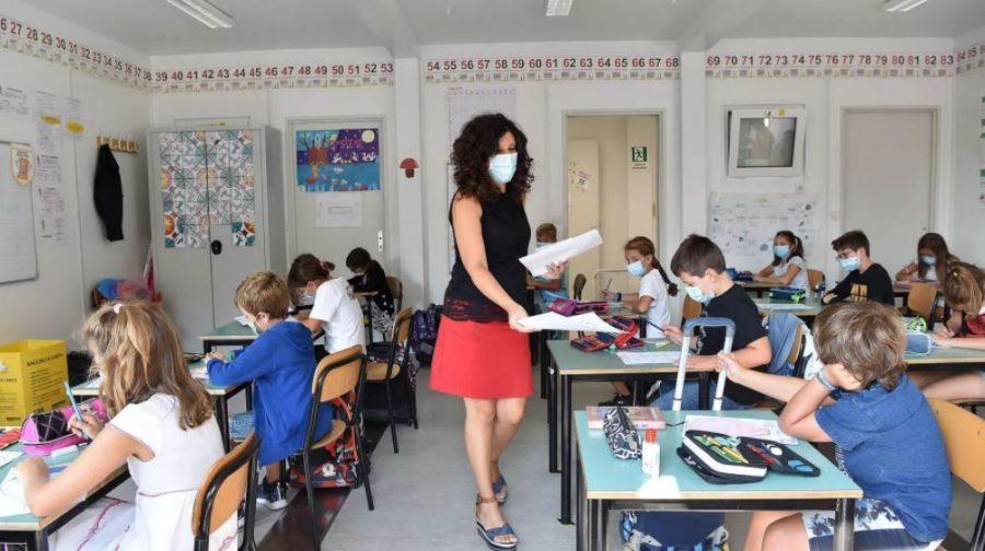 Classe à l'école
