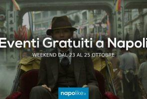 Eventi gratuiti a Napoli nel weekend dal 23 al 25 ottobre 2020