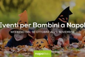 Veranstaltungen für Kinder an Halloween in Neapel am Wochenende vom 30. Oktober bis 1. November 2020