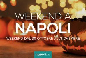 Veranstaltungen in Neapel am Halloween-Wochenende vom 30. Oktober bis 1. November 2020