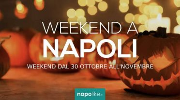Events in Naples during the Halloween weekend from 30 October to 1 November 2020