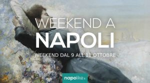 Événements à Naples pendant le week-end de 9 à 11 Octobre 2020