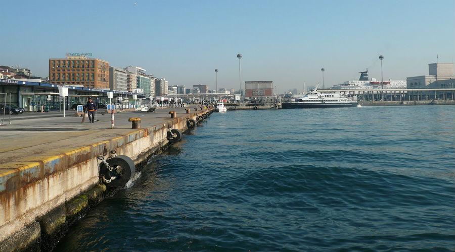 Beverello Pier
