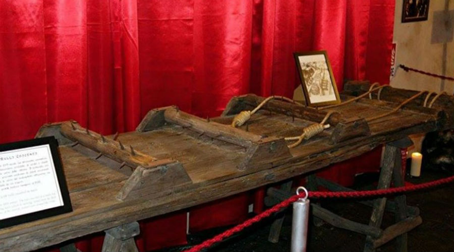 Музей пыток