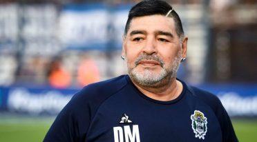 Diego Aramando Maradona