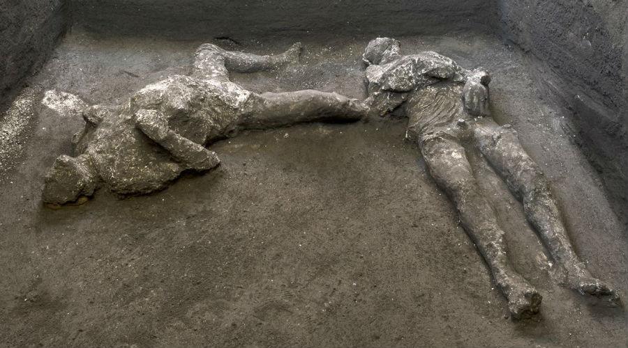 Fouilles de Pompéi