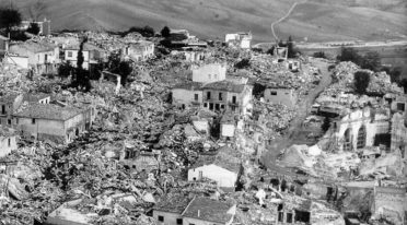 Erdbeben in Irpinia im Jahr 1980