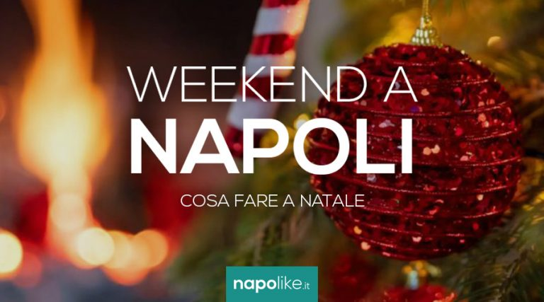 What to do at 2020 Christmas in Naples