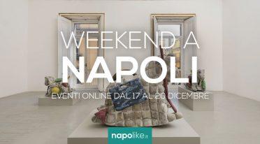 Online-Events in Neapel am Wochenende vom 17. bis 20. Dezember 2020