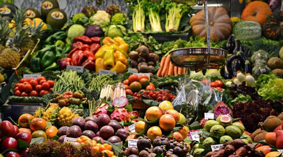 плакат рынков Coldiretti в Неаполе: вот агропродовольственные стенды в декабре 2020 года